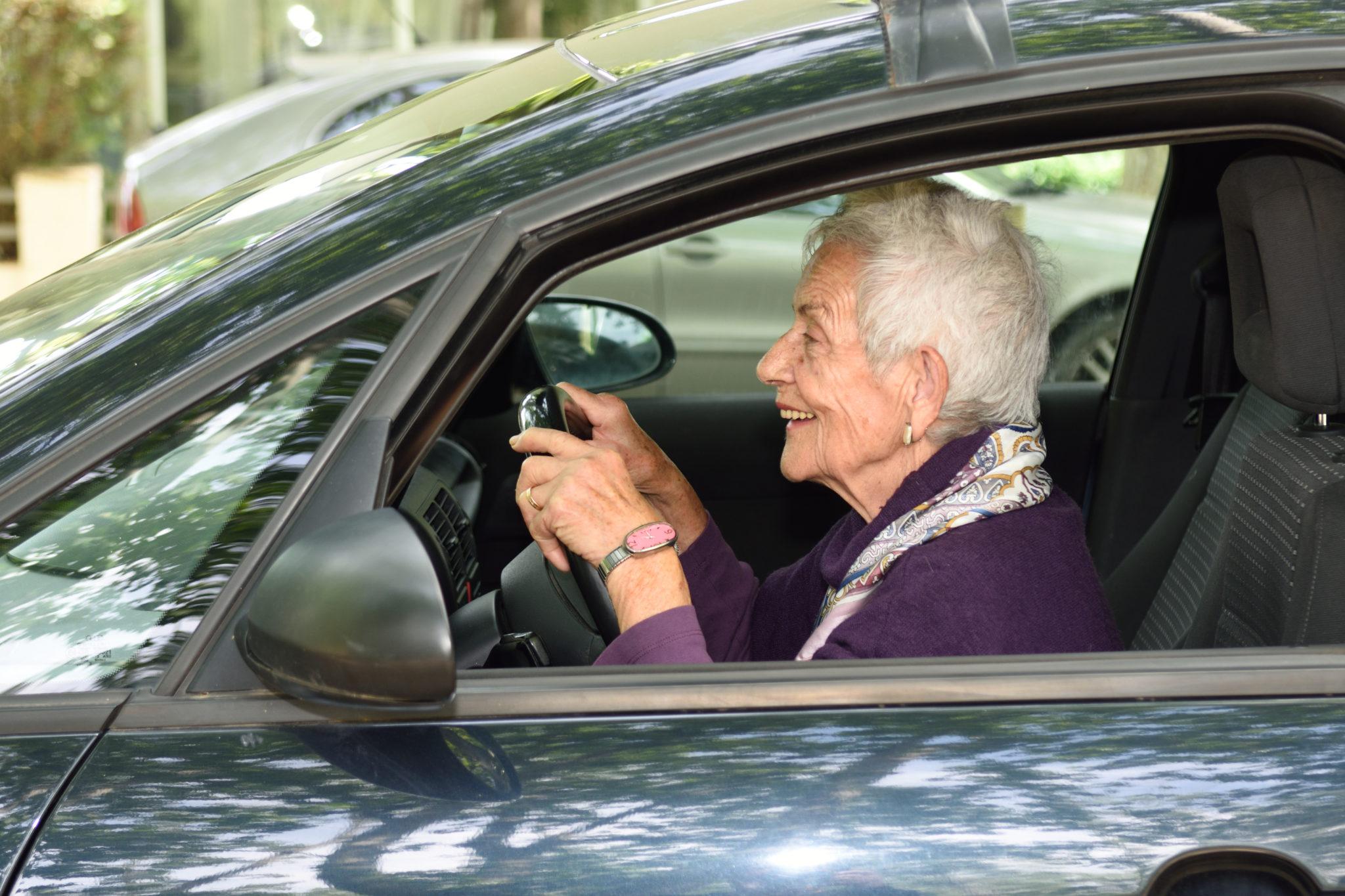 Conseils pour les conducteurs âgés